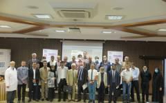 وبینارآموزشی با موضوع سرطان های سیستم ادراری تناسلی در بیمارستان بهمن  برگزار گردید.